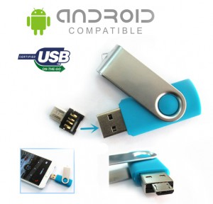 USB flash drives OTG adapter